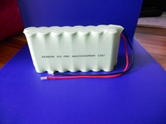 18V AA 2000mAh NiMH Rechargeable Battery Pack