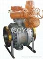 Q947F-16C電動固定球閥