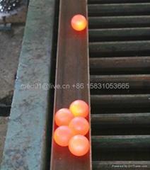 2'' steel mill balls for SAG mill