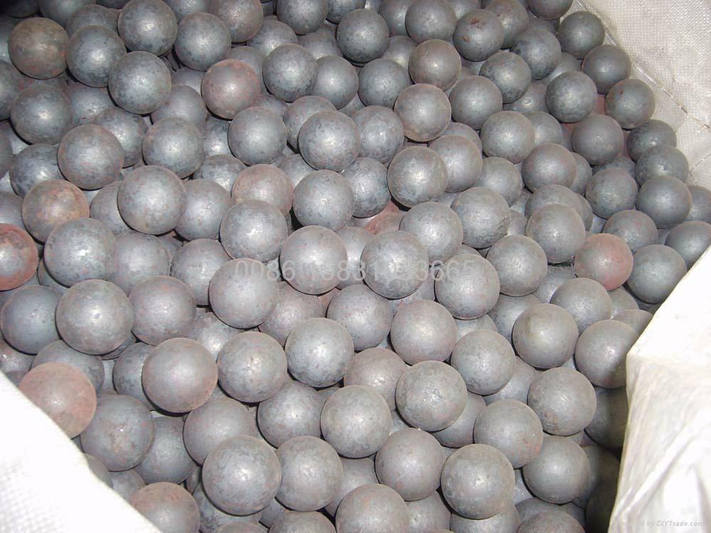 2'' steel mill balls for SAG mill 2