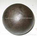 2'' steel mill balls for SAG mill 5