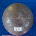 100mm Forged Grinding balls for gold mining ore 1
