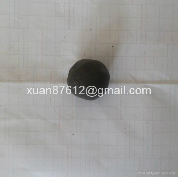 Grinding media steel balls for copper and cobalt ore 4