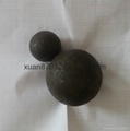 Grinding media steel balls for copper and cobalt ore 5