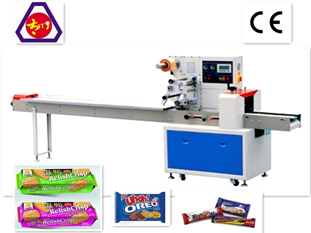 China Cookie Packaging Machine Suppliers and Manufacturers