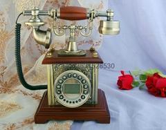 帝國風情仿古電話機