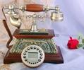 帝國風情仿古電話機 3