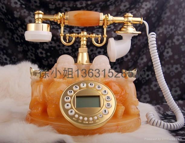 仿古电话机批发 1