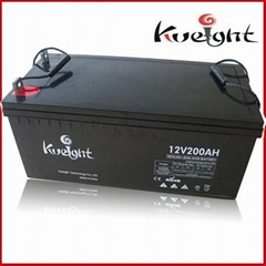 Deep cycle battery