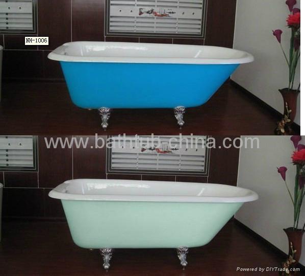 freestanding bathtub 2