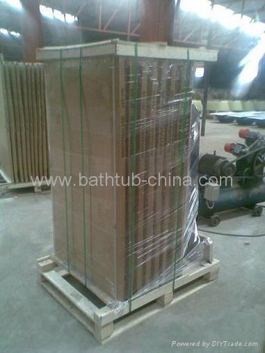 cast iron enameled bathtub 4