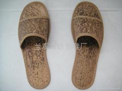 环保一次性拖鞋