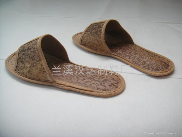 供应兰溪环保一次性拖鞋就选汉达制鞋客户至上 1