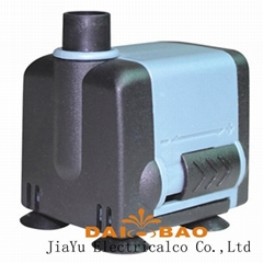 DB-337 Mini Submersible Pump, Aquarium Pump, Fountain Pump
