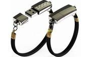 Leather Bracelet USB Flash Drive,USB Stick  1