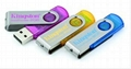 USB swivel Flash Drive 4GB