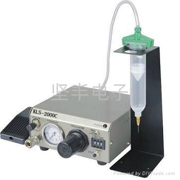 KLS-2000C拔码点胶机 1