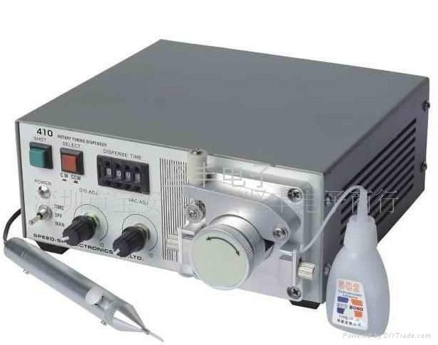 武藏MT-410蠕动点胶机 1