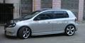 09-11 VW GOLF6 MK6 ABT Style PU body kits 3