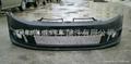09-11 VW GOLF6 MK6 ABT Style PU body kits 4
