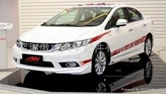 2012 Civic 9 OEM PU Body kits