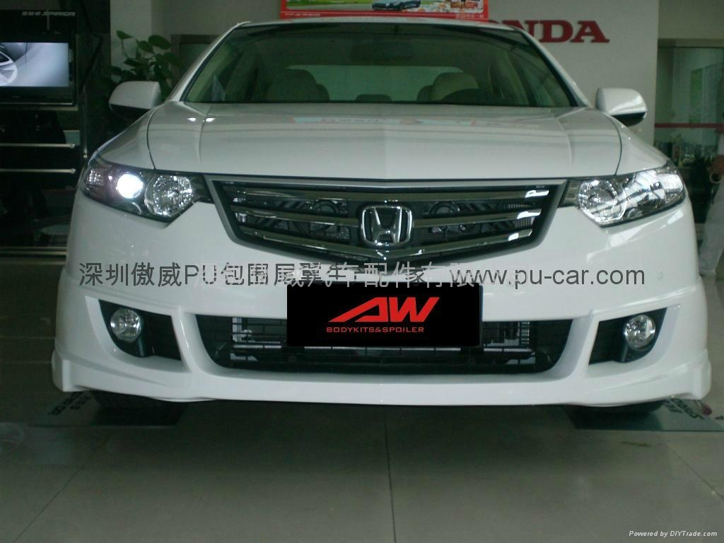 Honda spirior body kits china manufacturer car Car exterior decoration accessories