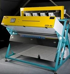 CCD quartz sand color sorting machine