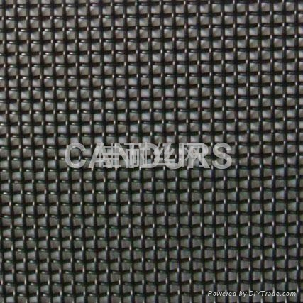 Galvanized Steel Security Screen