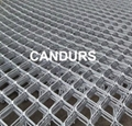 7mm Diamond Security Grille Mesh