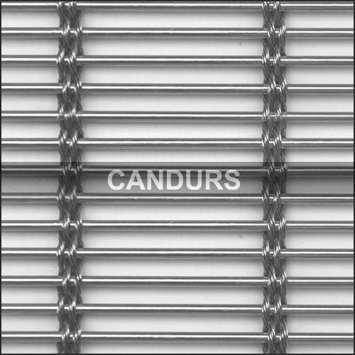 Metal Cable Mesh-Metallic Cable Screen Panels