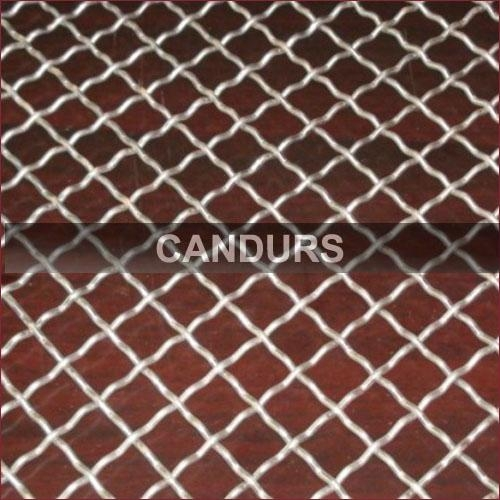 Diamond Woven Wire Partitions Mesh
