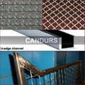 Railing Wire Mesh Insert Panels
