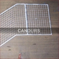 Staircase Wire Mesh Infill Panels