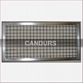 Stainless Steel Insert Panels