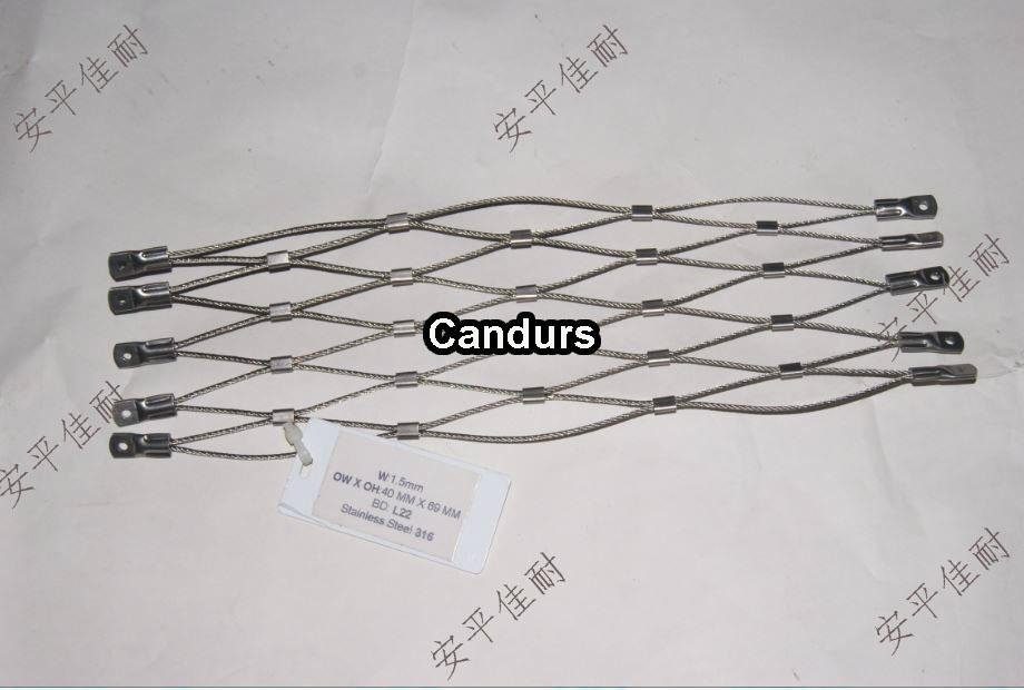 Architectural Stainless Steel Cable Mesh