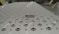 Aluminum Traction Tread Grating
