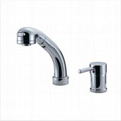 New design kitchen faucet
