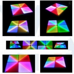 LED dance floor with DMX and sound control #NEW PRODUCT#Cheap