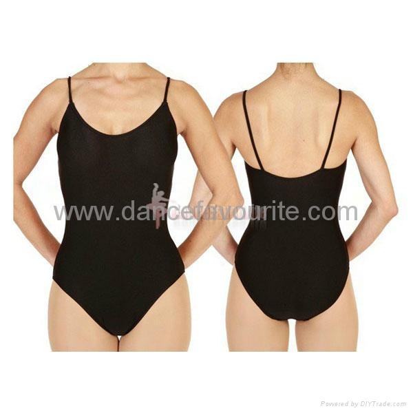Adult basic camisole ballet leotards