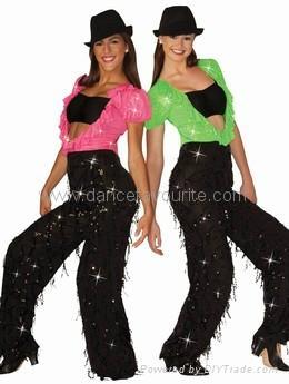 Jazz Costumes, dance wear