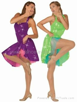 Jaze costumes, tap costumes, dance costumes