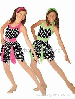 Jazz costumes, dance costumes, dancewear