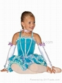 Child performance ballet tutus, stage ballet tutu