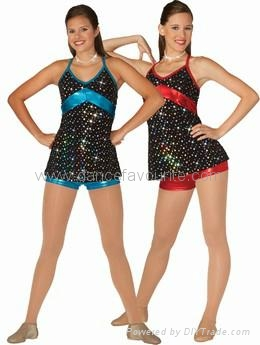 Jazz costumes, tap costumes, dance dress, dancewear