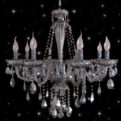 crystal lamp 4