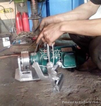 胶带接头硫化机 4
