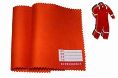 EN11612 flame retardat fabric