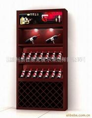 高檔紅酒展櫃優質供應