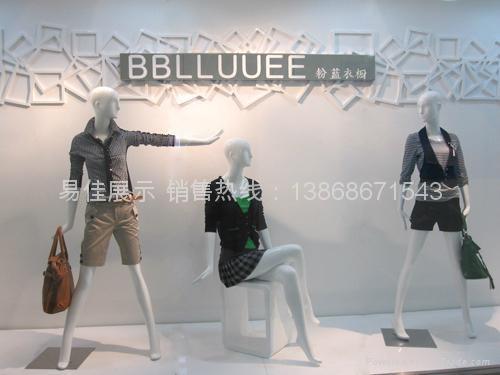 品牌女裝展櫃 2