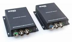 深圳3GSDI高清光端机带反向数据